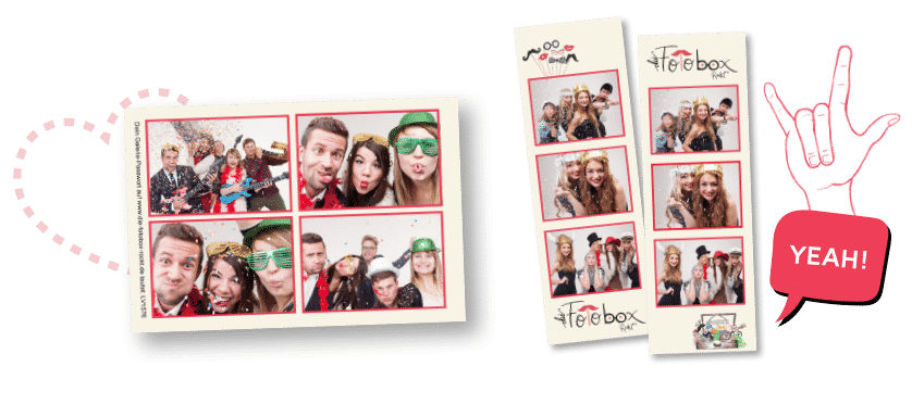 Fotobox druck layout